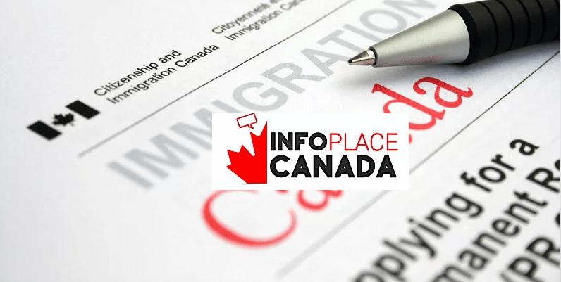 InfoPlace Canada; Canadian Immigration and Education Services Online